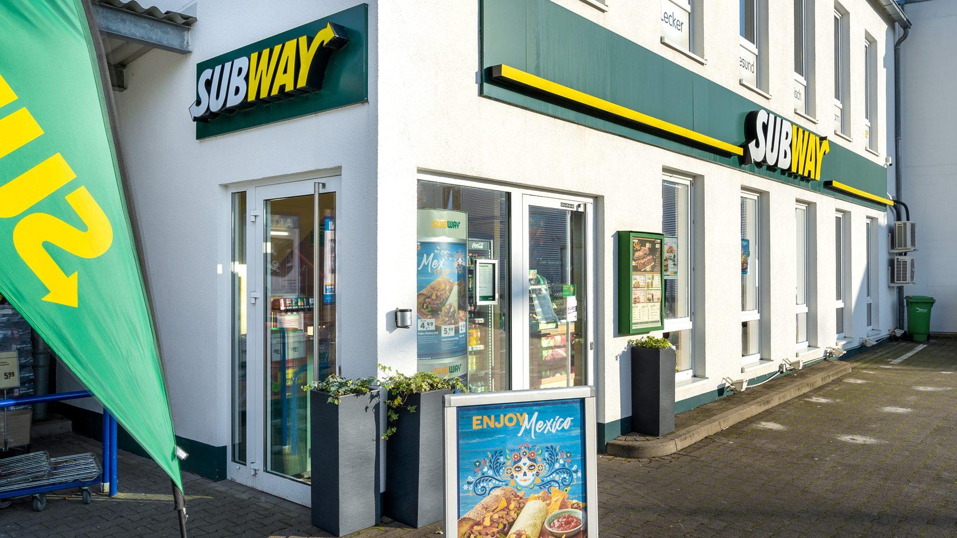 Subway Restaurant Herzogenrath, Feldstr. 2