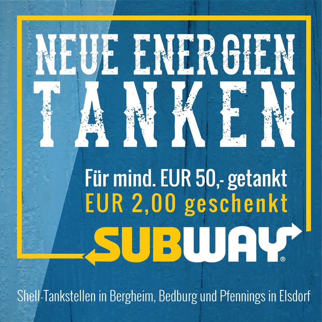 Neue Energien Tanken!