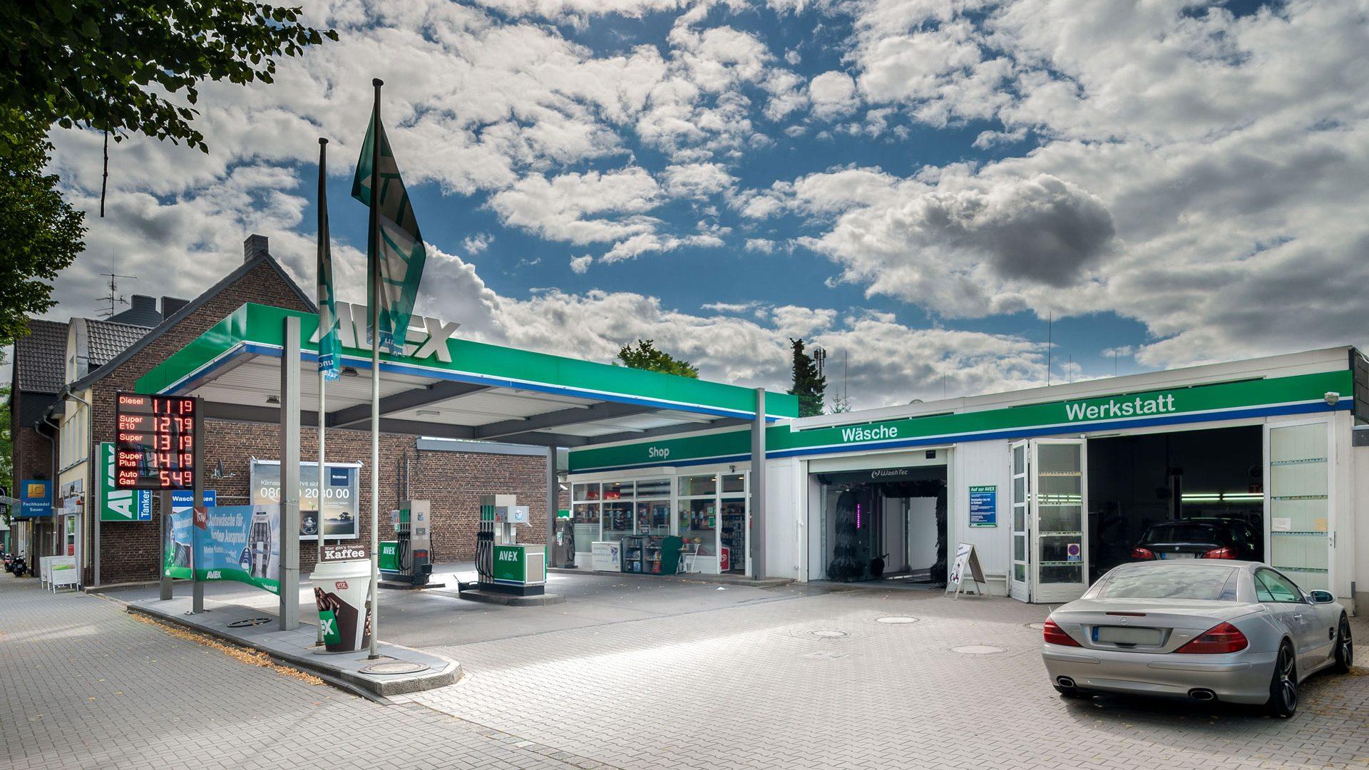Avex Tankstelle Frechen, Aachener Str. 561