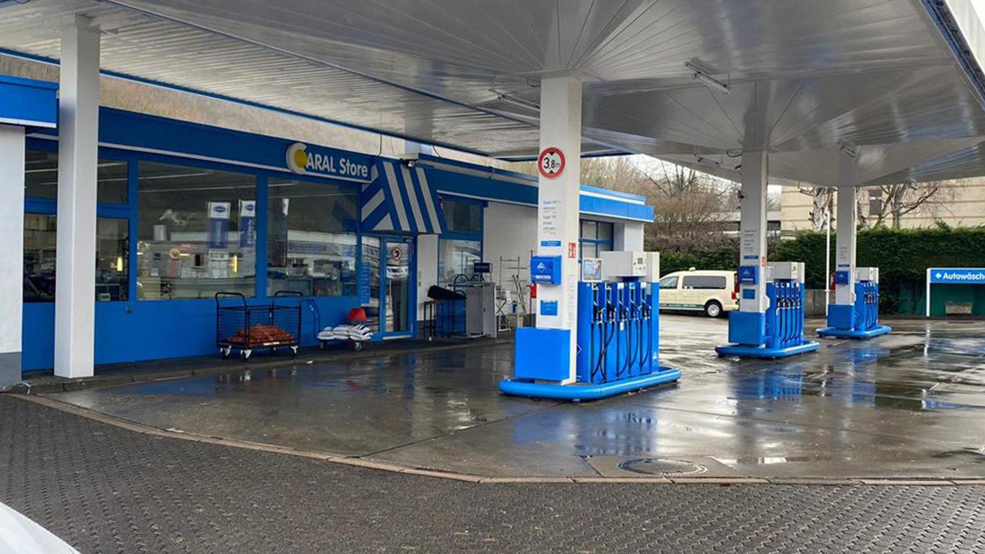 Aral Tankstelle Schleiden, Kölner Str. 13